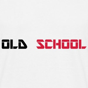 Old School Tee shirts - T-shirt Homme