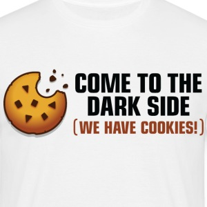 Come To The Darkside 2 (dd)++ T-shirts - T-shirt herr