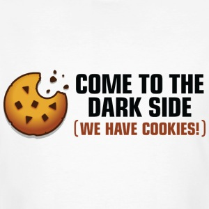 Come To The Darkside 2 (dd)++ T-Shirts - Men's Organic T-shirt
