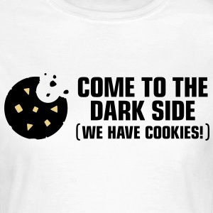 Come To The Darkside 2 (3c)++ Camisetas - Camiseta mujer