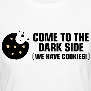 Come To The Darkside 2 (3c)++ T-shirts - Organic damer