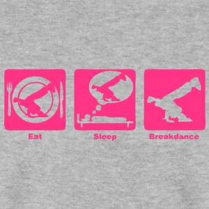 breakdance 303 eat sleep play  Sweat-shirts - Sweat-shirt Homme