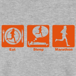 marathon 30 eat sleep play  Sweat-shirts - Sweat-shirt Homme