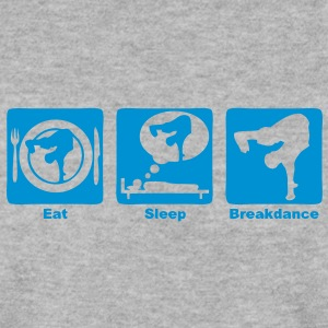 breakdance 302 eat sleep play  Sweat-shirts - Sweat-shirt Homme