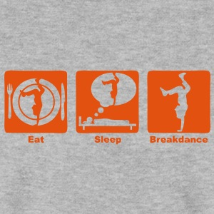 breakdance 301 eat sleep play  Sweat-shirts - Sweat-shirt Homme