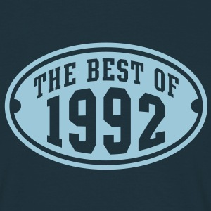 THE BEST OF 1992 - Birthday Anniversary T-Shirt HN - Men's T-Shirt