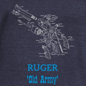 Ruger - Old Army - Women's Boat Neck Long Sleeve Top