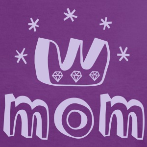 Queen Mother Tee shirts - T-shirt contraste Femme