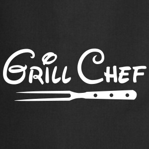 Barbecue Grill Chef Barbecue Grill Sports Club - Grembiule da cucina