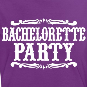 bachelorette party T-shirts - Vrouwen contrastshirt