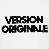 Motif ~ Version Originale Homme
