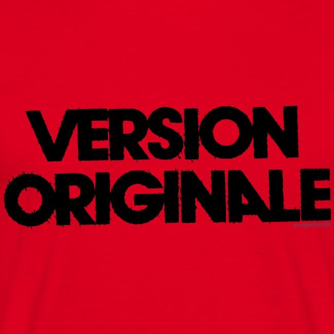 Version Originale Homme