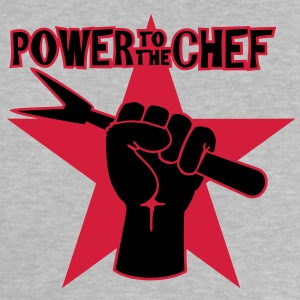 power to the chef (b, 2c) Baby Shirts  - Baby T-Shirt