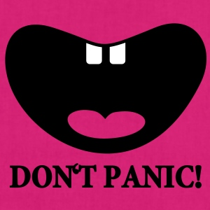 don't panic (baby cry, 2c) Bags  - EarthPositive Tote Bag