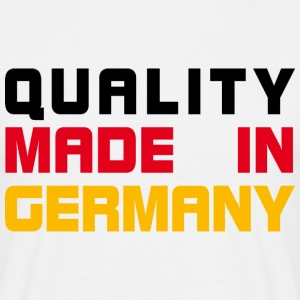Quality Made in Germany T-Shirts - Männer T-Shirt
