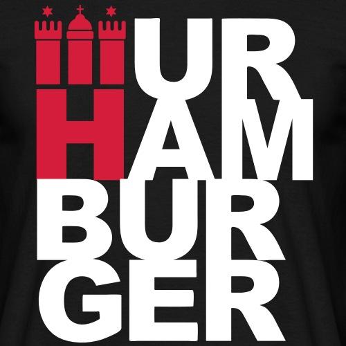 URHAMBURGER 2c Hamburg Wappen