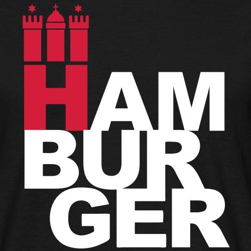 HAMBURGER 2c Hamburg Wappen
