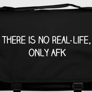 146_there_is_no_reallife_only_afk Bags  - Shoulder Bag