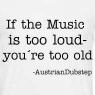 Motiv ~ If the music is too loud...