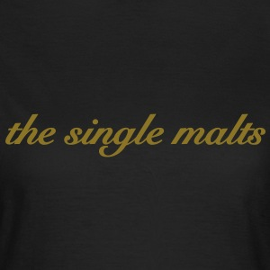 the single malts T-Shirts - Frauen T-Shirt