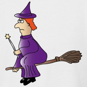 Witch T-Shirts - Men's Baseball T-Shirt