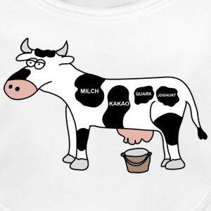 Cow Accessories - Baby Organic Bib