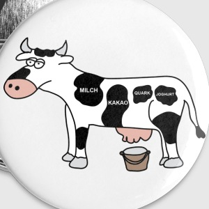 Cow Buttons - Buttons small 25 mm