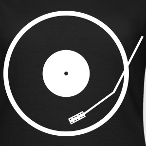 turntable T-Shirts - Women's T-Shirt