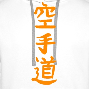 Karate-do Kanji - Men's Premium Hoodie