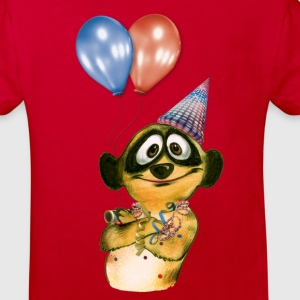 Party-Schlingel - Kinder Bio-T-Shirt