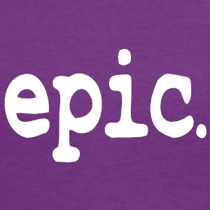 epic / epic. Tee shirts - T-shirt contraste Femme