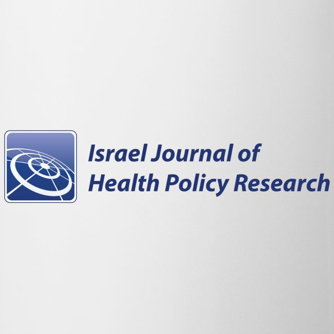 Israel Journal of Health Policy Research (mug)