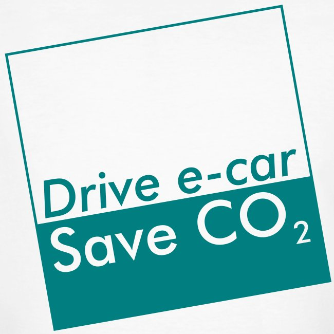 Drive e-car - Save CO2   © by TOSKIO-VTMS