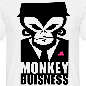 monkey_buisness T-shirts - Herre-T-shirt