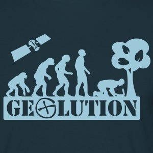 Geolution - 1color - 2O12 T-Shirts - Männer T-Shirt