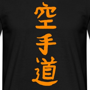 Karate-do way of the empty hand - Men's T-Shirt