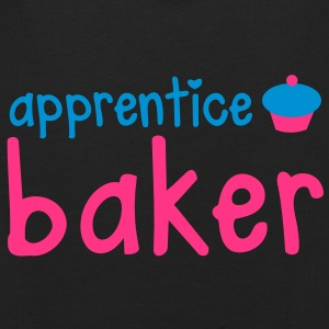 apprentice baker with a really cute little cupcake Hoodies - Kids' Premium Hoodie