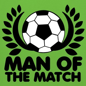 man of the match BEST PLAYER football with wreath Hoodies - Kids' Premium Hoodie