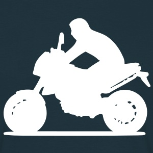 Motor Bicycle sports  Men's Classic T-Shirt - Men's T-Shirt