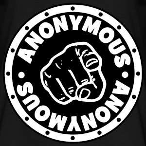 ## ANONYMOUS ## T-Shirts - Männer T-Shirt