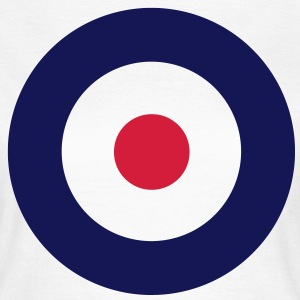 Mod Sign For White Shirts T-Shirts - Women's T-Shirt