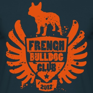 French Bulldog Club 2012 T-shirts - T-shirt herr