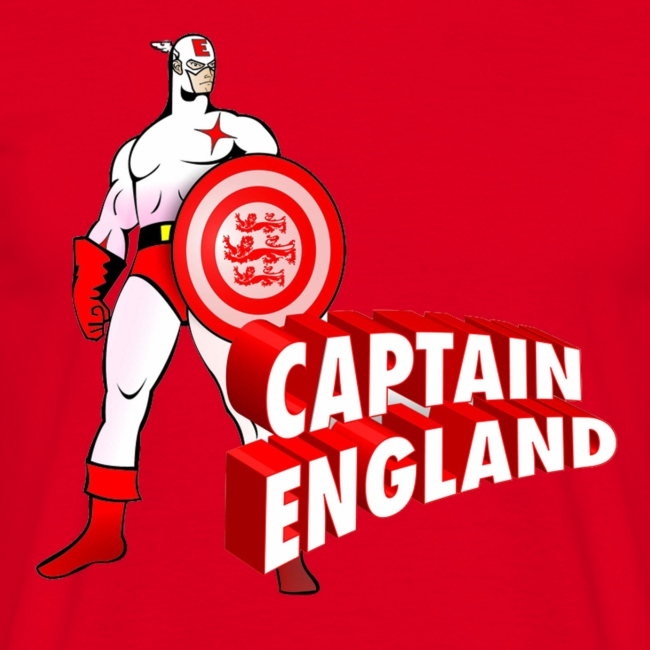 Captain England
