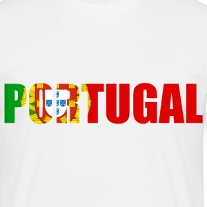 portugal T-Shirts - Men's T-Shirt
