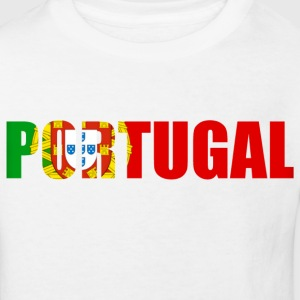 portugal Tee shirts Enfants - T-shirt Bio Enfant