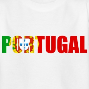 portugal T-Shirts - Teenager T-Shirt