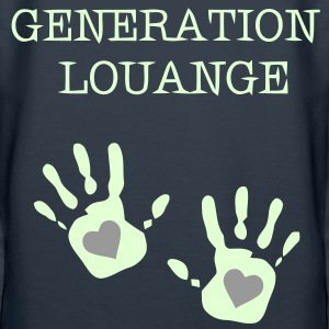 generation louange Sweat-shirts - Sweat-shirt à capuche Premium pour femmes
