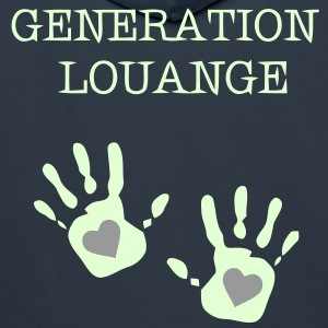generation louange Sweat-shirts - Sweat-shirt à capuche Premium pour hommes