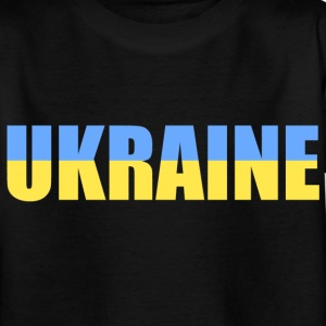 ukraine Shirts - Teenage T-shirt
