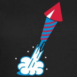 Fireworks rocket launch T-Shirts - Women's T-Shirt